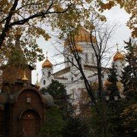 два Храма :: Елена Аксамит