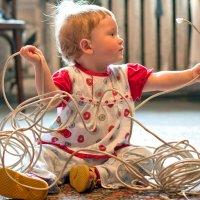 Мир глазами детей :: Ирина Руденко