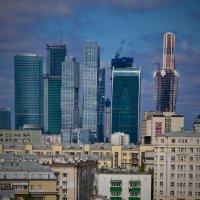 Москва-Сити :: Яков Реймер