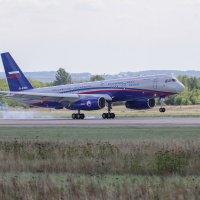 Ту-214 Открытое небо :: Павел Myth Буканов