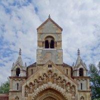 Якская часовня  в замке Вайдахуняд  в центре Будапешта. :: Ольга