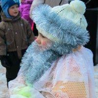 морозка :: Александра Маркова