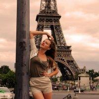 Фотопрогулки в Париже :: Ксения Удалова