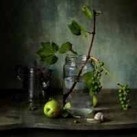 С виноградной улиткой :: Татьяна Еремеева