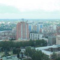 Вид Донецка, города, в котором я живу... :: Александр Яковлев  (Саша)