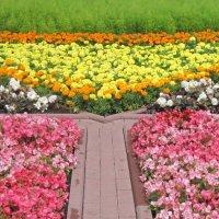 В городском саду :: Маера Урусова