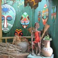 Африканские мотивы :: Наталья Нарсеева