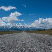 Дорога на Актру :: Sergey Oslopov