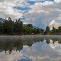 Озеро Кара-Кель :: Vadim77755 Коркин