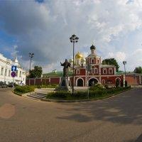 Зачатьевский монастырь :: Яков Реймер