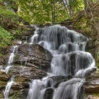 Водопад Шипит, Закарпатская область :: Юрий Мазоха