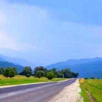 Дорога в горы :: Игорь Попов