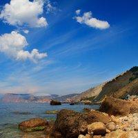 Пляж :: Darya Lavinskaya