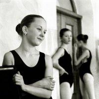 Балерины :: Sergey Zamesov