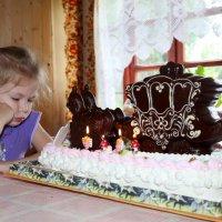 4 года - детство кончилось? :: Алексей Иванов