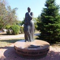 Памятник детям Керчи - жертвам Великой Отечественной войны :: Наиля
