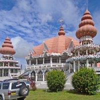 Индуистский храм Arya Dewaker :: Андрей K.