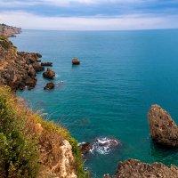 Морской пейзаж :: Любовь Потеряхина