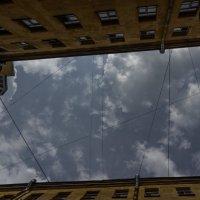 небо в проводах :: Елена Маковоз