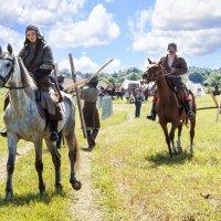 Исторический фестиваль «Великое стояние на реке Угре в 1480 году» :: Светлана Крюкова