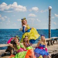 А на том берегу... :: Екатерина Музыченко
