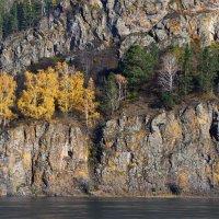 Осень на скалах :: Татьяна Соловьева