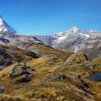 Падала в Альпах осень :: Elena Wymann