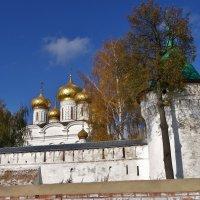 Солнце октября :: Святец Вячеслав