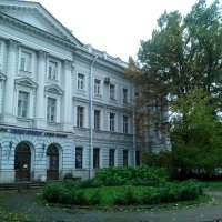 В саду Сан-Галли. (С-Петербург, октябрь 2017 год). :: Светлана Калмыкова