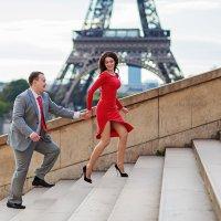 Фотосессия в Париже :: Фотограф в Париже Ирина Белоглазова