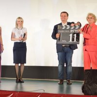 На кинофестивале ВЕЧЕ (этюд 11) :: Константин Жирнов