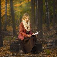 Осенний лес :: Кирилл Гимельфарб