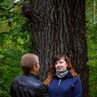 Алексей и Диана :: Марина Киреева