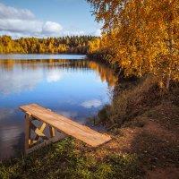 На озере :: Алексей Федотов