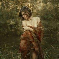 Girl and Autumn :: Дмитрий Лаудин