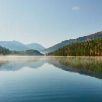 утро на озере :: Николай Мальцев