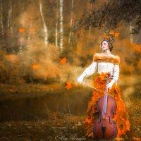 королева осень :: Вилена Романова
