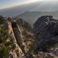 горы, горы... :: Лариса Батурова