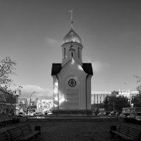 Часовня Святого Николая :: Sergey Kuznetcov