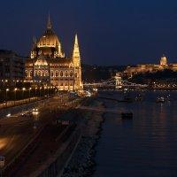 Ночной Будапешт :: Вадим *