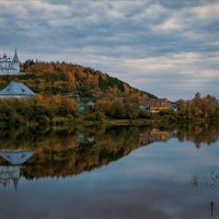 Осенним вечером... :: Александр Никитинский