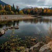 Река Снежная в районе Тёплых озёр. :: Rafael