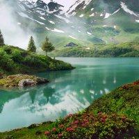 Поэзия гор и вод :: Elena Wymann