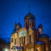 Церковь. :: Вадим Басов