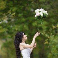 Букет невесты :: Любовь Дашевская