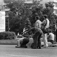 ФЕСТИВАЛЬ МОЛОДЕЖИ И СТУДЕНТОВ, 1985 год. (2) :: Николай Кондаков