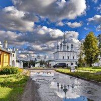 г.Суздаль :: АЛЕКСАНДР СУВОРОВ