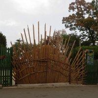 Ворота :: Наталья Джикидзе (Берёзина)