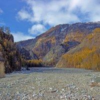Долина реки Белый Иркут :: Анатолий Иргл