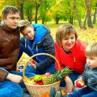 Осенний пикник :: Albina